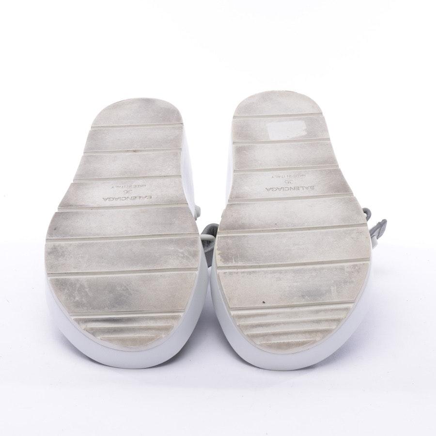 Sandalen von Balenciaga in Hellgrau Gr. EUR 36