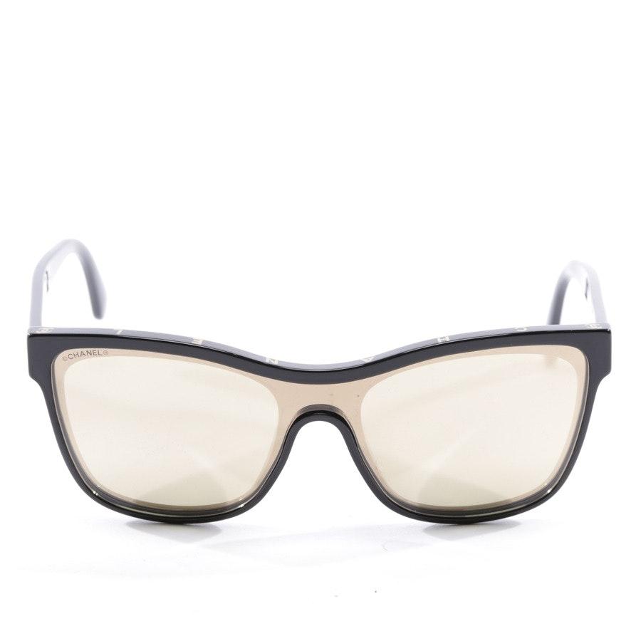 Sonnenbrille von Chanel in Schwarz 5418