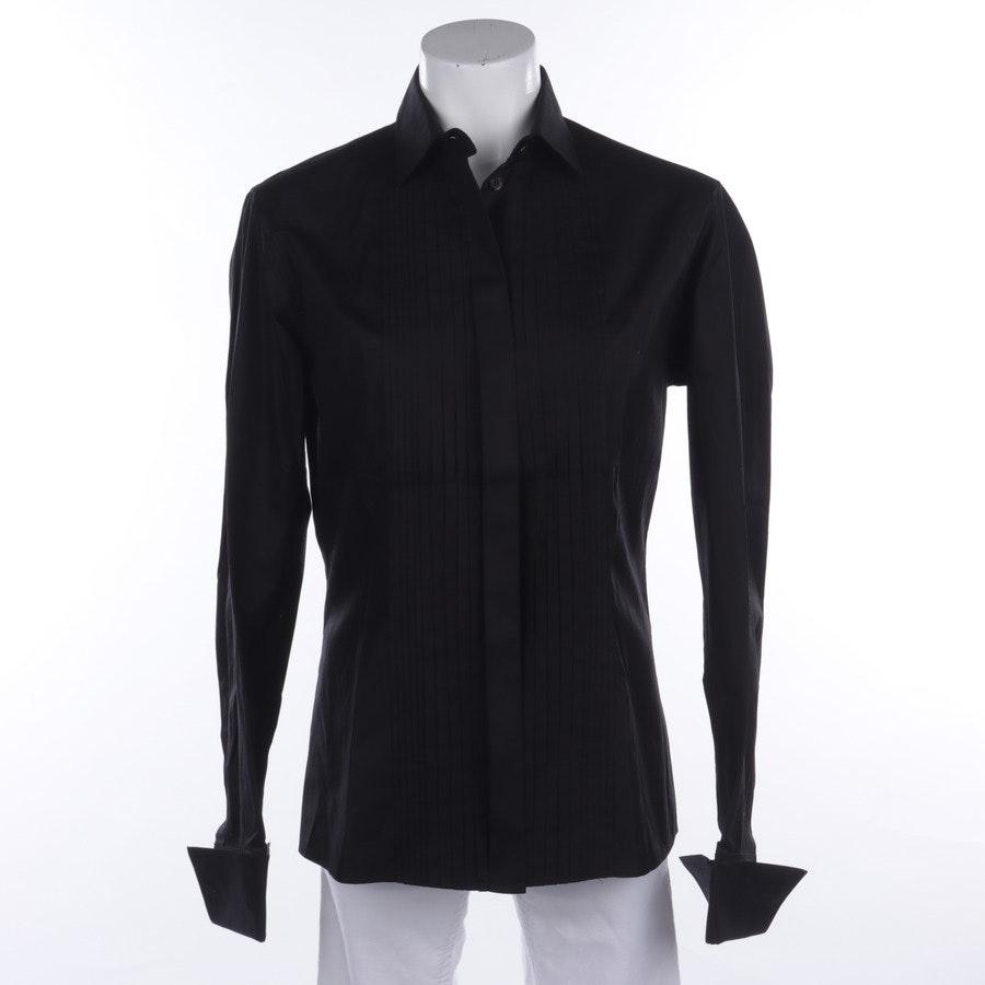 Bluse von Hermès in Schwarz Gr. 38 FR 40