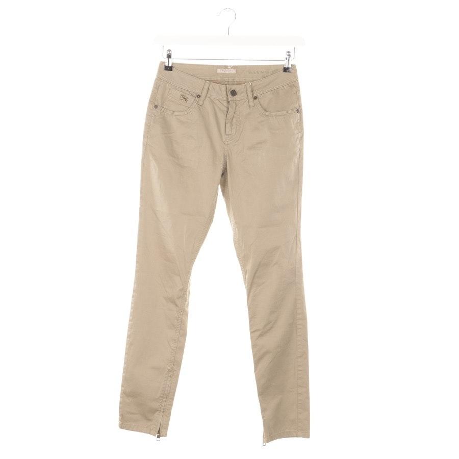 Trousers from Burberry Brit in Darkkhaki size W26 Neu