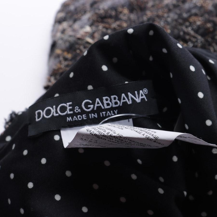 Kleid von Dolce & Gabbana in Mehrfarbig Gr. 34 IT 40