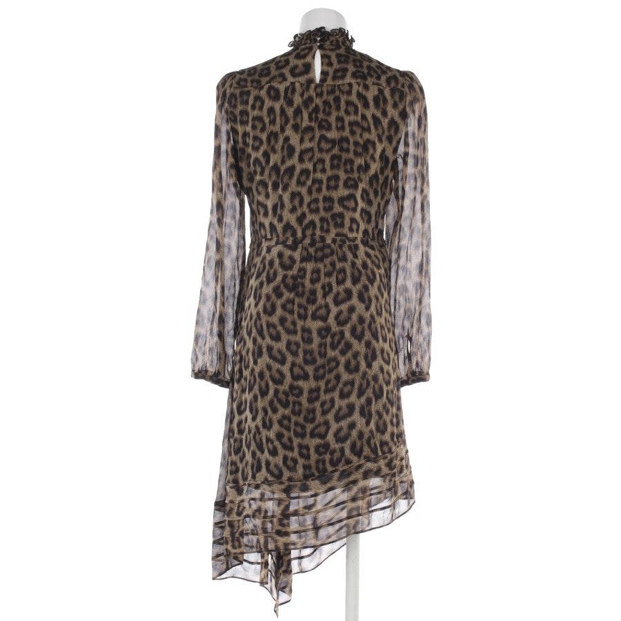 Kleid von Ba&sh in Dunkles Khaki und Schwarz Gr. M