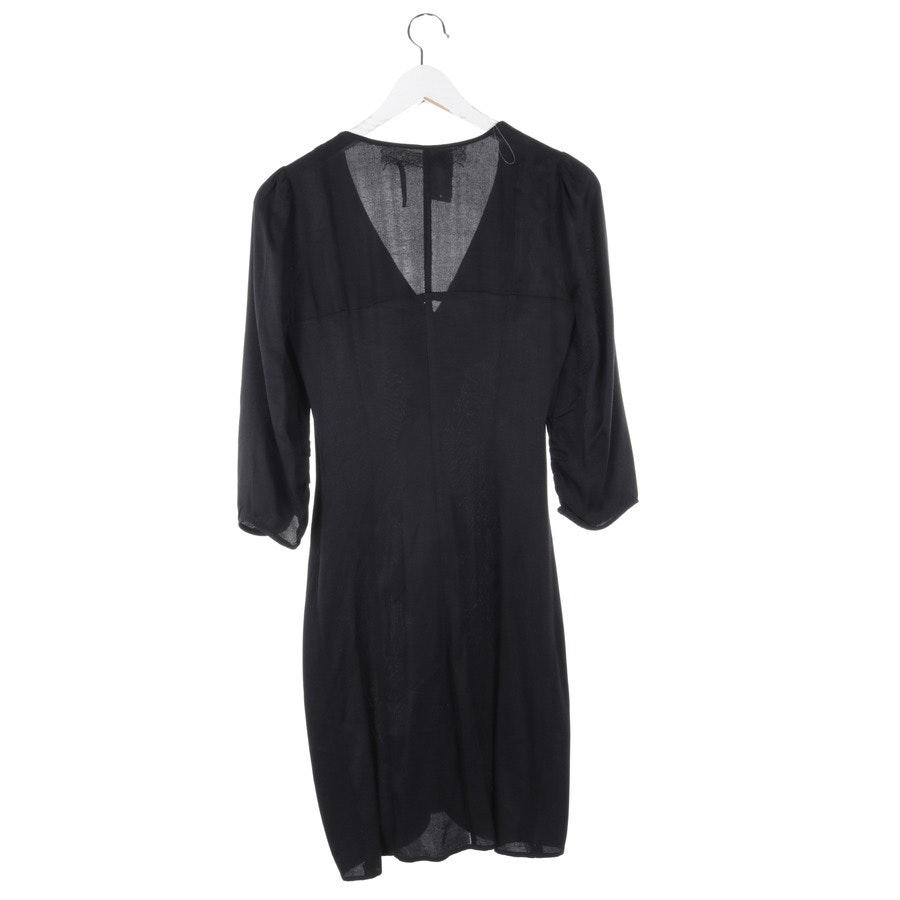 Kleid von Patrizia Pepe in Schwarz Gr. 32 IT 38