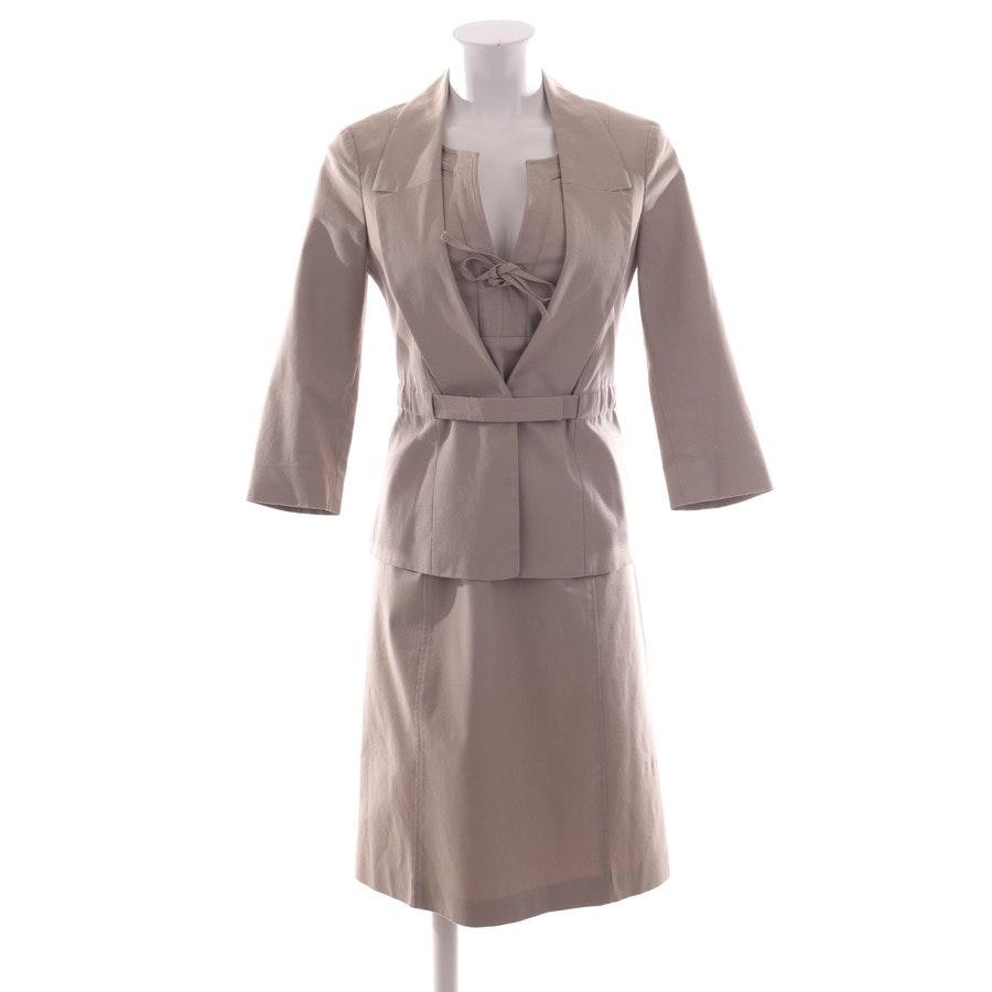 Kleid mit Blazer von Max & Co. in Hellgrau Gr. 40