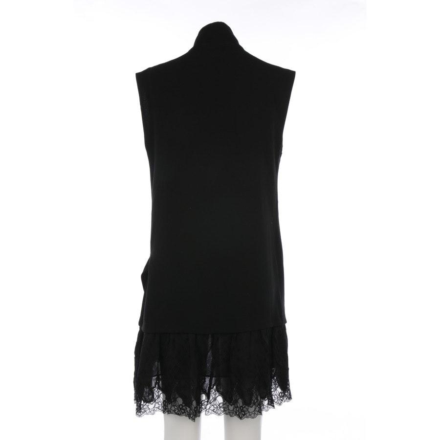 Kleid von Sandro in Schwarz Gr. M