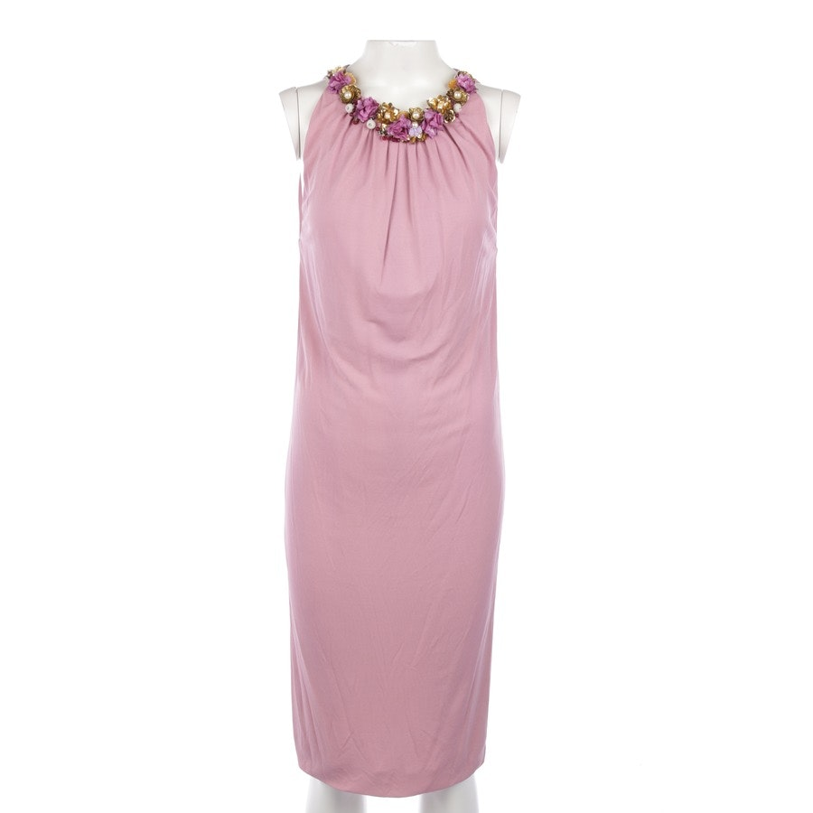 Kleid von Gucci in Pastellrosa Gr. 32 IT 38