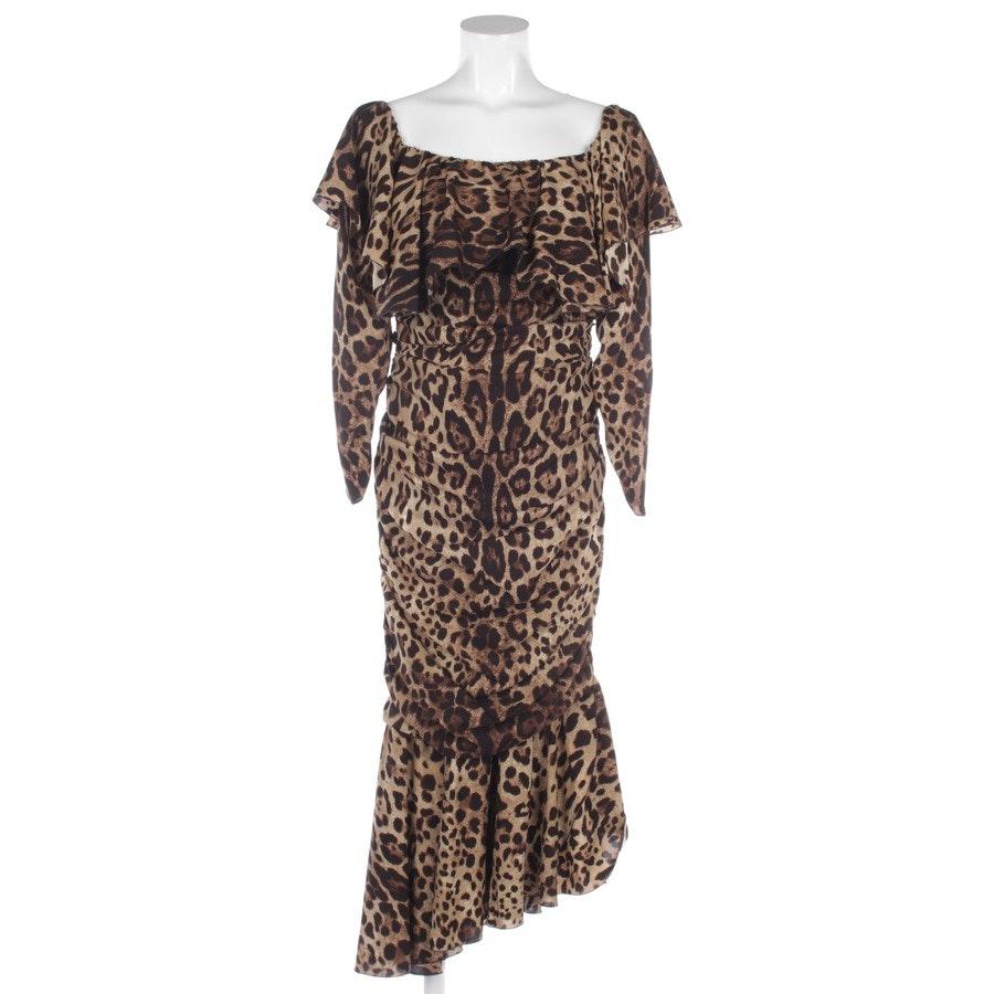 Kleid von Dolce & Gabbana in Mehrfarbig Gr. 42 IT 48 Neu