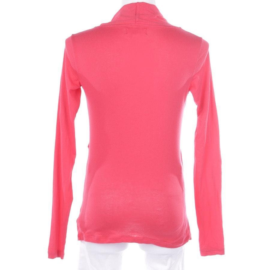 Shirt langarm von Velvet by Graham and Spencer in Dunkelrosa Gr. S