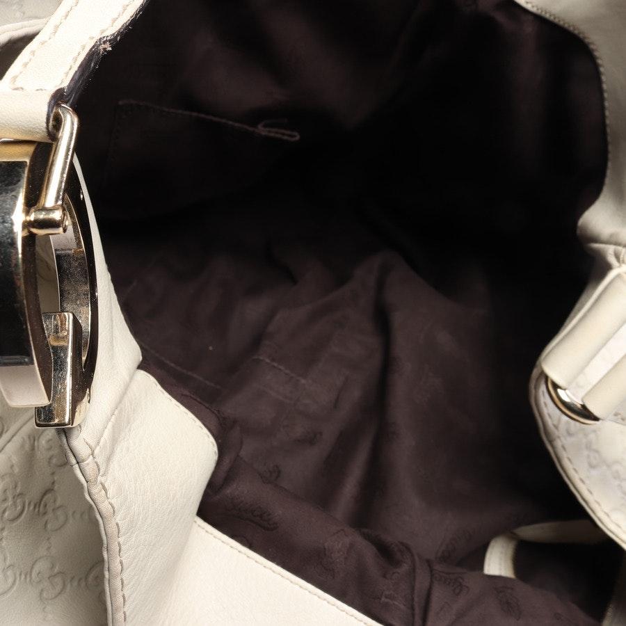 Schultertasche von Gucci in Weiss