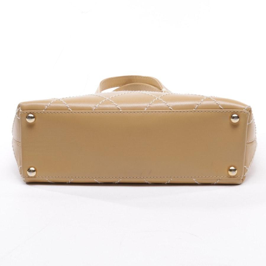 Handtasche von Chanel in Braun