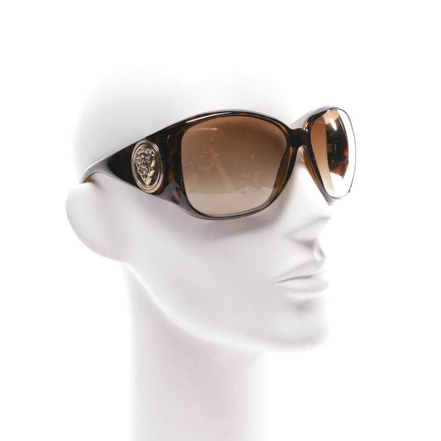 Sonnenbrille von Gucci in Braun
