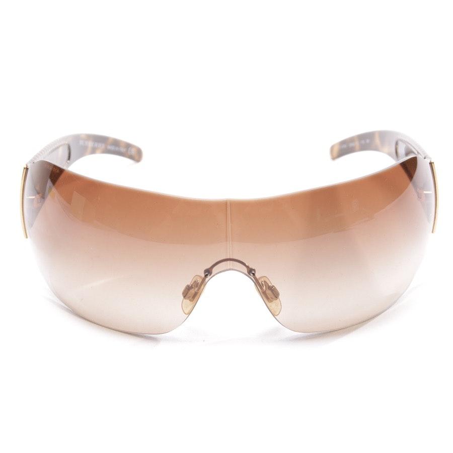 Sonnenbrille von Burberry in Cognac B 4042