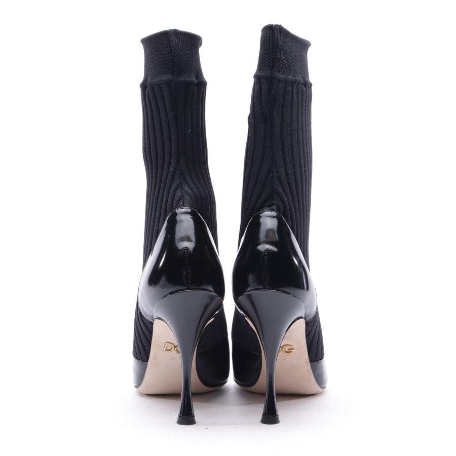 Stiefel von Dolce & Gabbana in Schwarz Gr. EUR 37