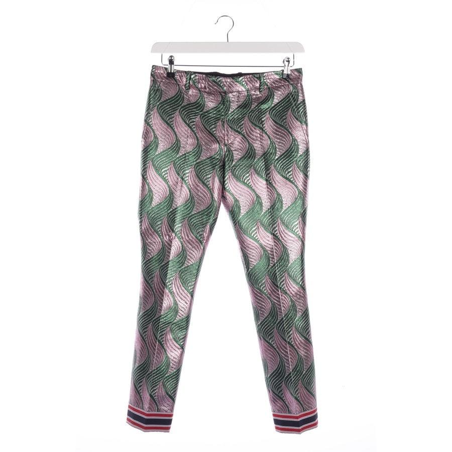 Hose von Gucci in Mehrfarbig Gr. 32 IT 38