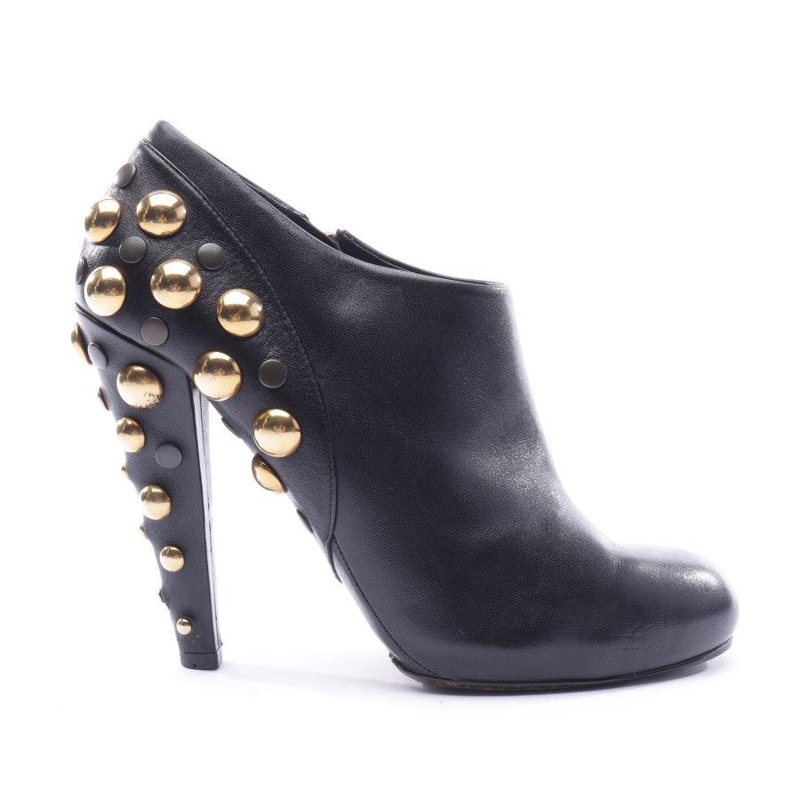 Ankle Boots von Gucci in Schwarz Gr. 40 EUR