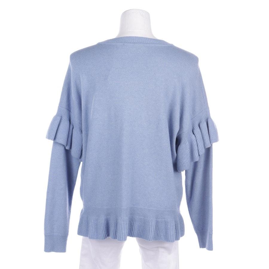 Pullover von Hugo Boss Black Label in Blau Gr. XL
