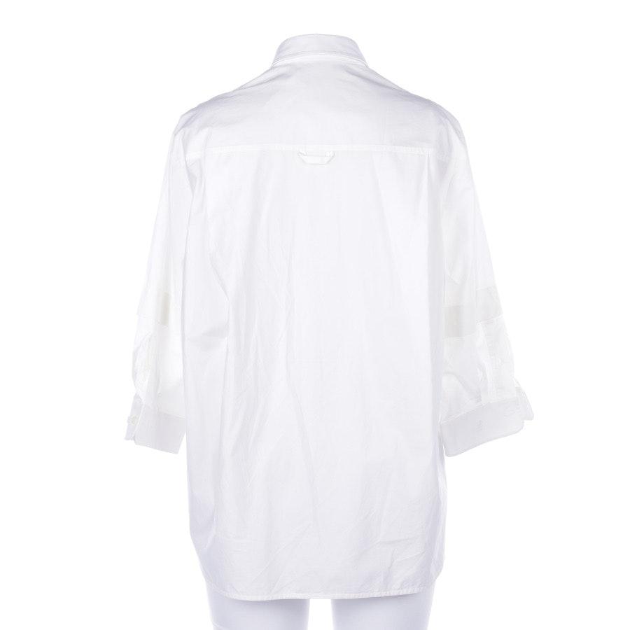 Shirt Blouse von Balenciaga in Weiß Gr. 2XL