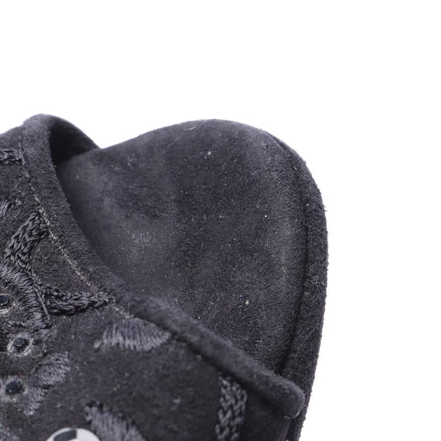 Sandaletten von Hugo Boss Black Label in Schwarz Gr. D 37