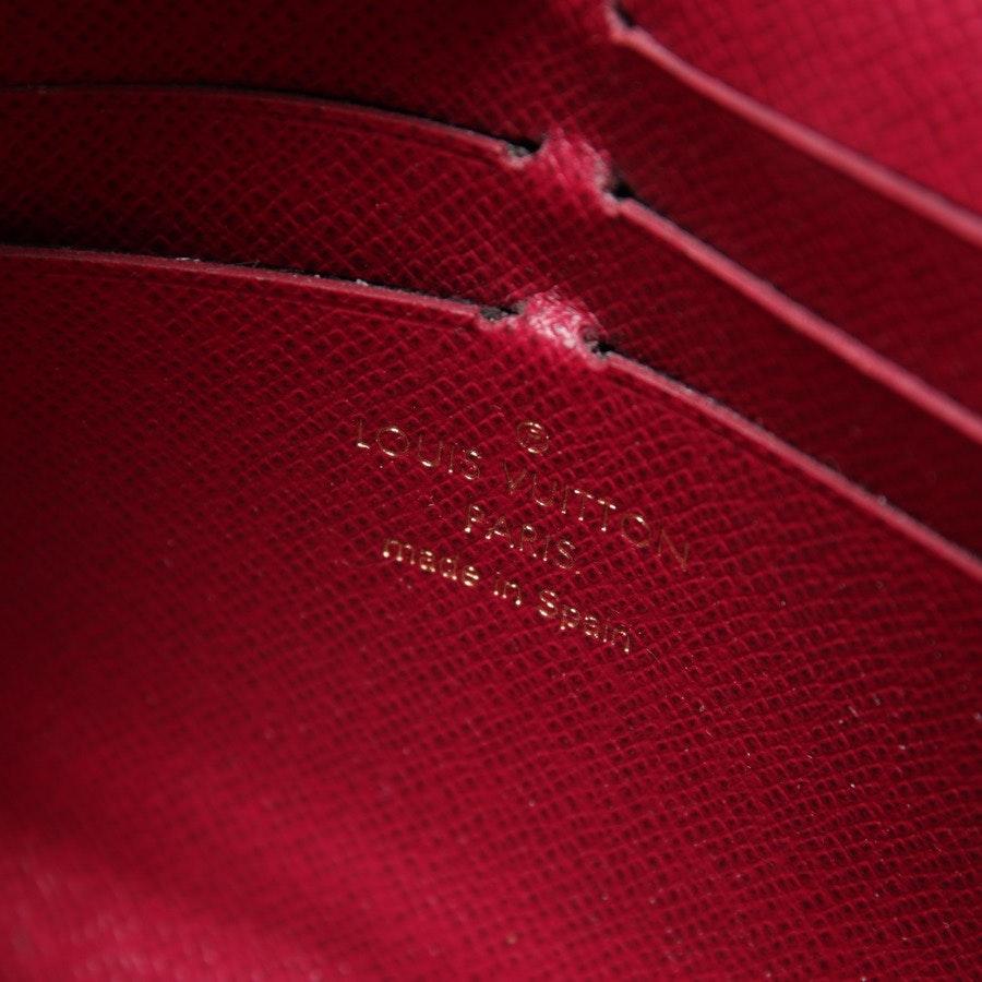 Wallet from Louis Vuitton in Cognac