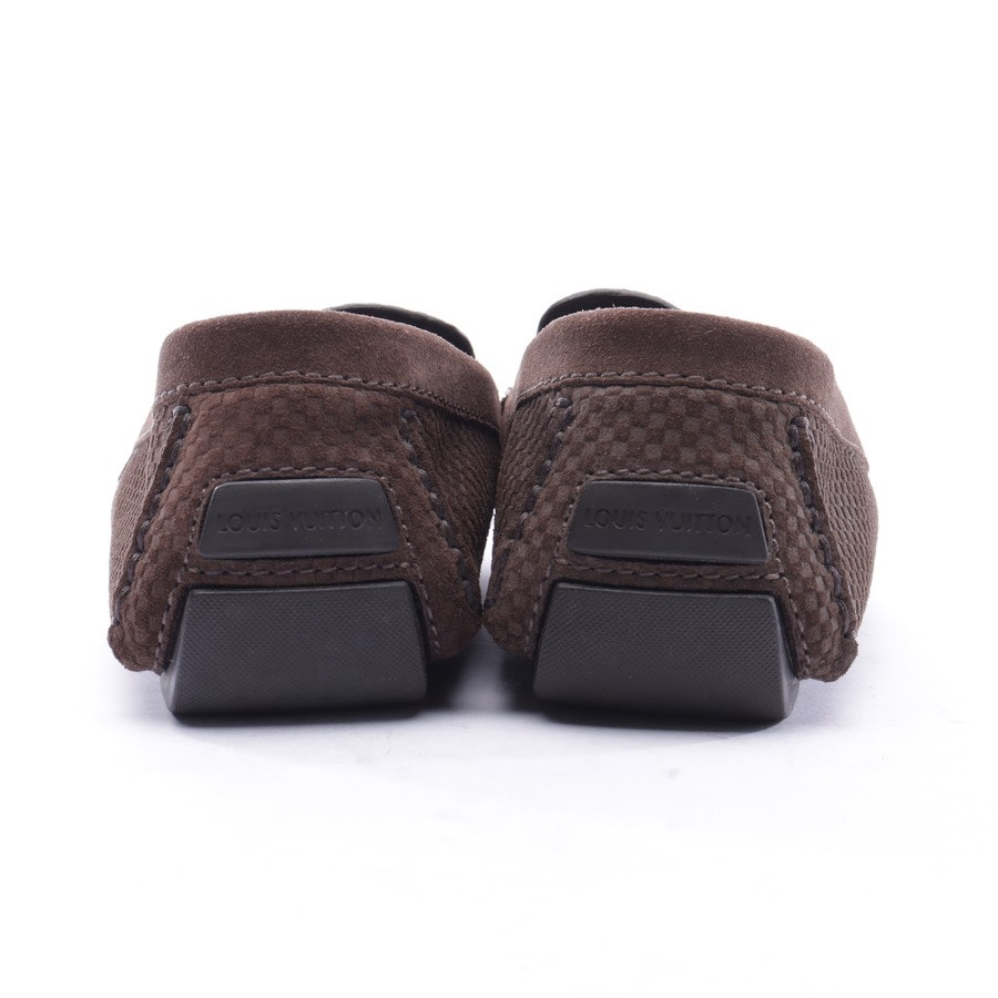 Loafers from Louis Vuitton in Brown size 42 EUR /8