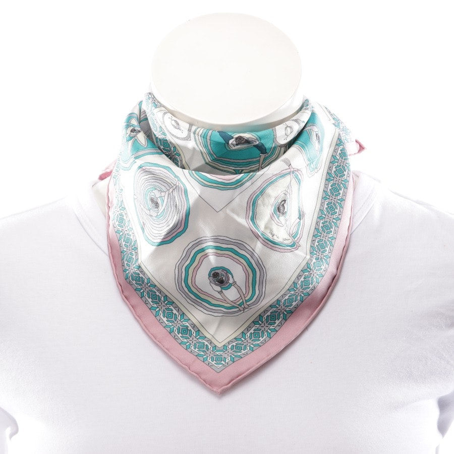 Seidentuch von Hermès in Mehrfarbig
