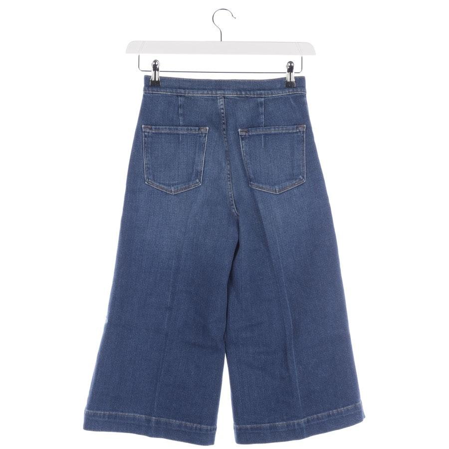 Jeans von Frame in Dunkelblau Gr. W26