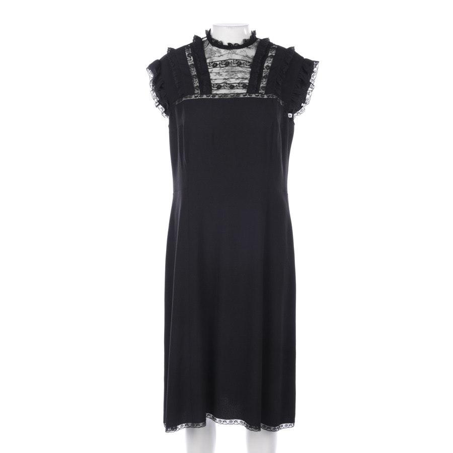 Kleid von Prada in Schwarz Gr. 42 IT 48