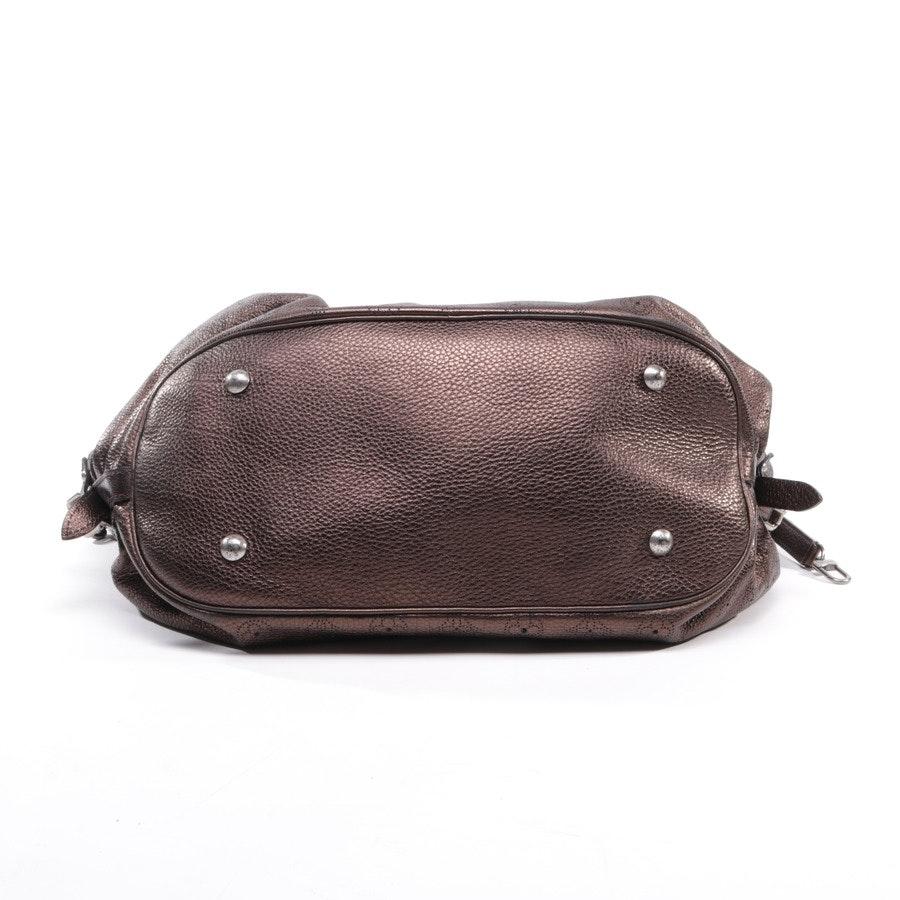 Shoulder Bag from Louis Vuitton in Brown Mahina XXL
