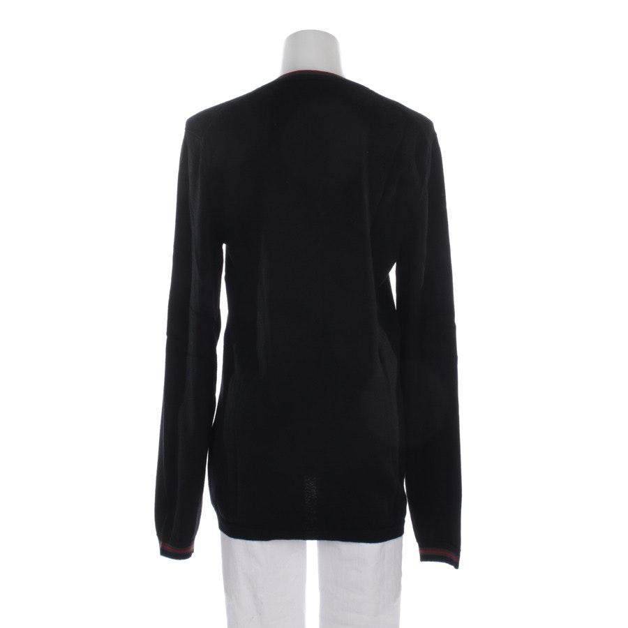Wollpullover von Gucci in Schwarz Gr. XL