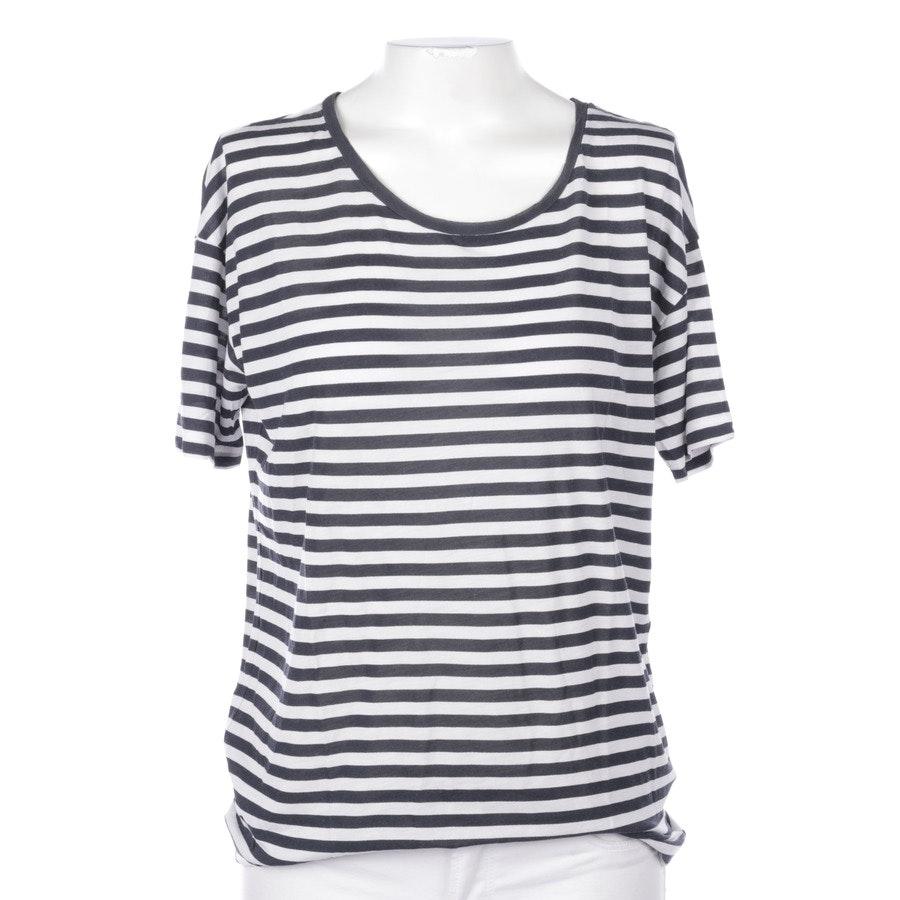 T-shirt von Iheart in Grau und Weiß Gr. M