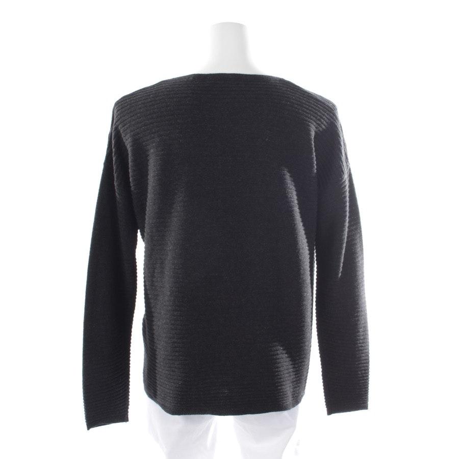 Pullover von Rich & Royal in Schwarz und Silber Gr. S