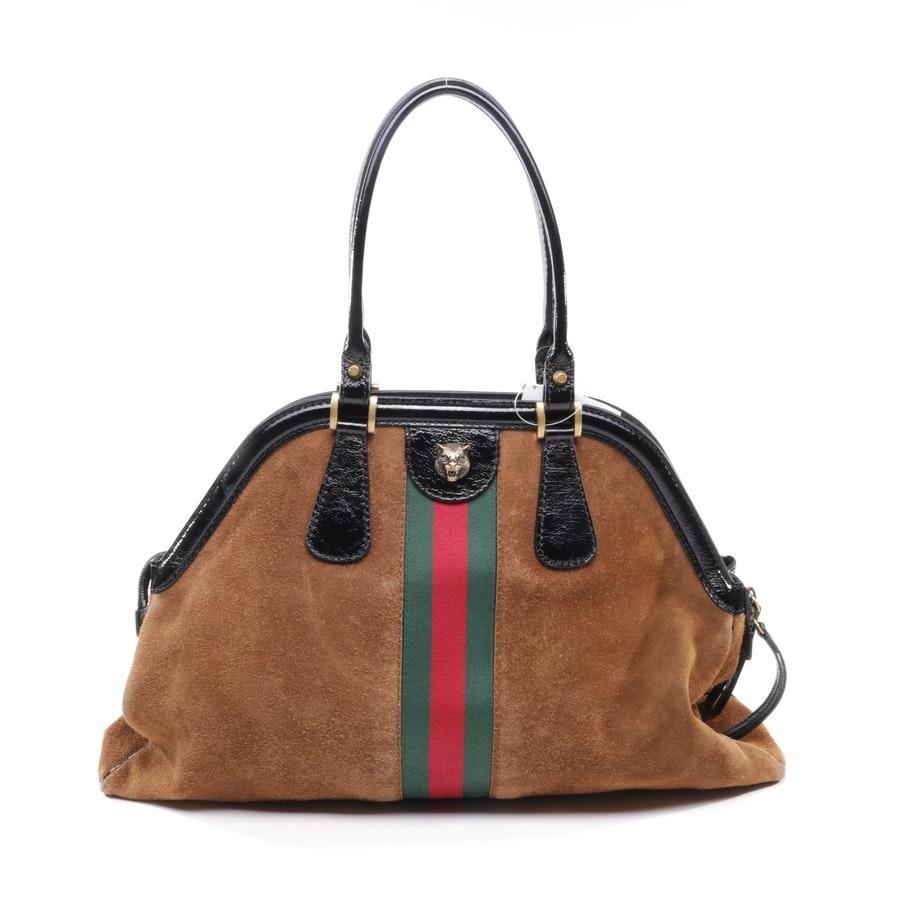 Handtasche von Gucci in Camel