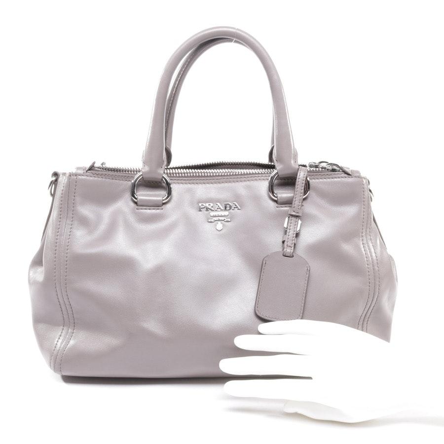 Handtasche von Prada in Dunkelgrau