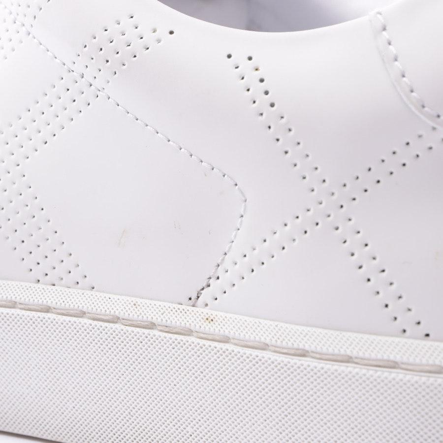 Sneaker von Burberry in Weiß Gr. 39,5 EUR