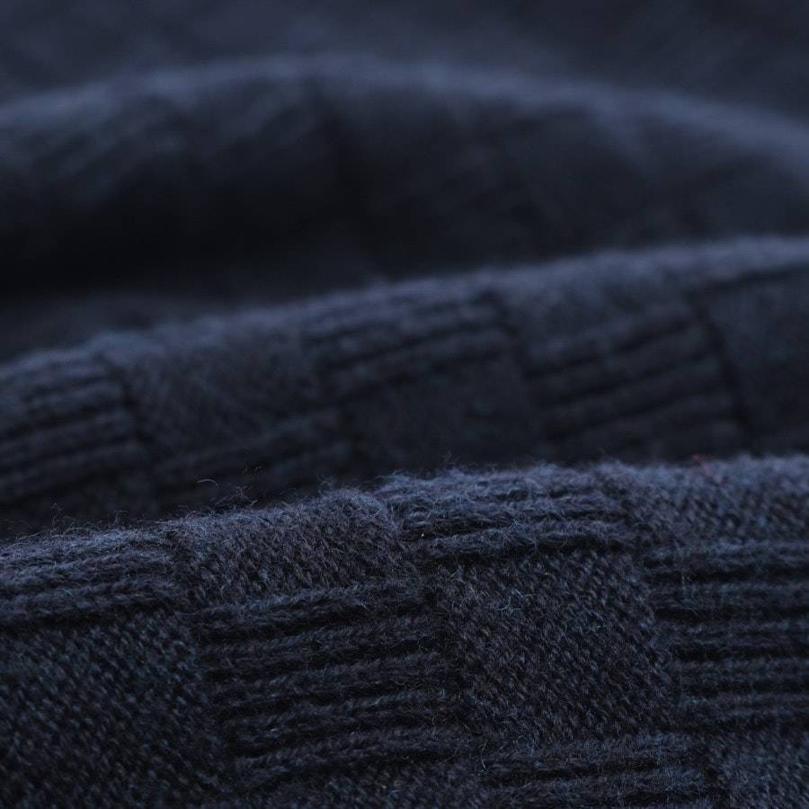 Pullover von Louis Vuitton in Dunkelblau Gr. XL