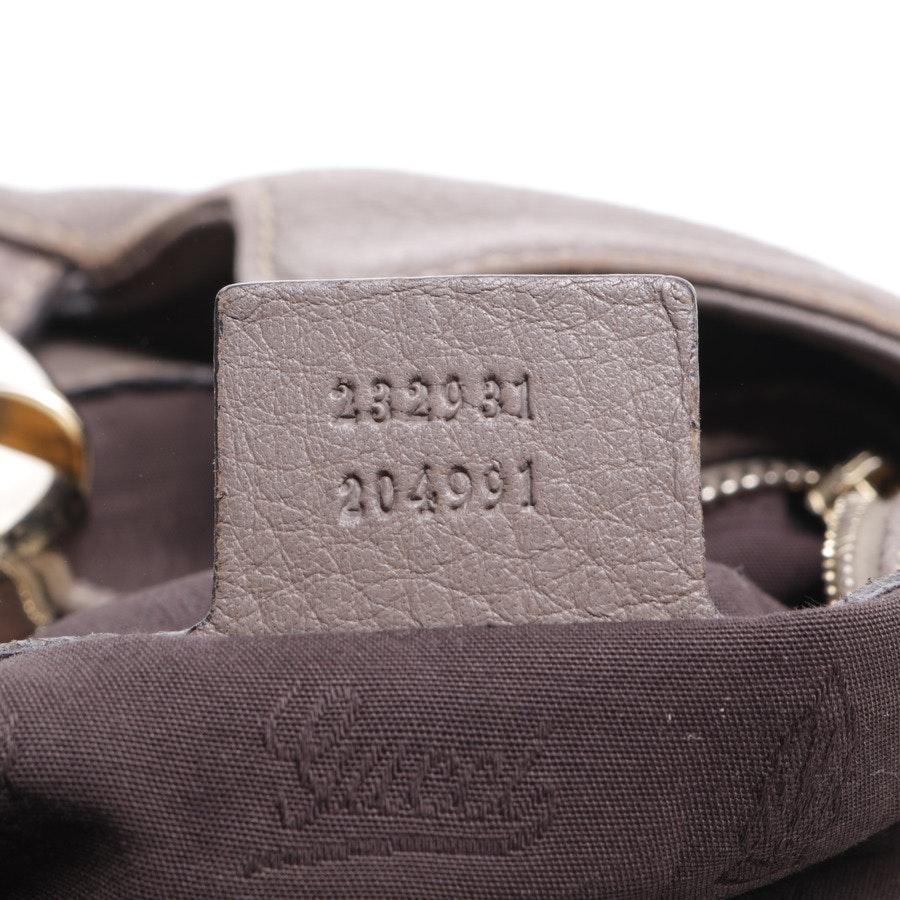 Umhängetasche von Gucci in Grau