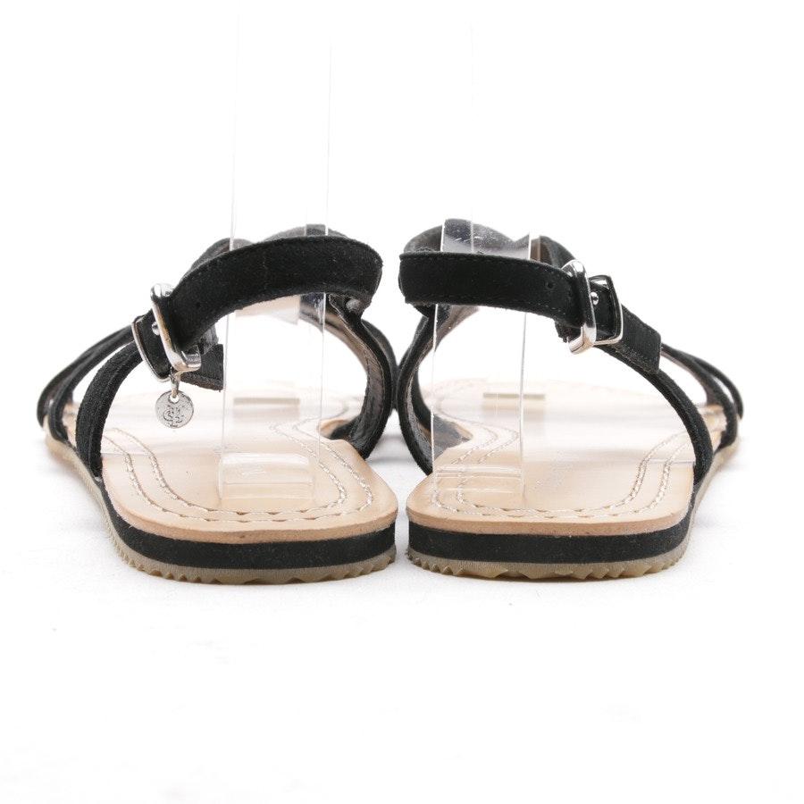 Sandalen von Marc O'Polo in Schwarz Gr. 39 EUR Neu
