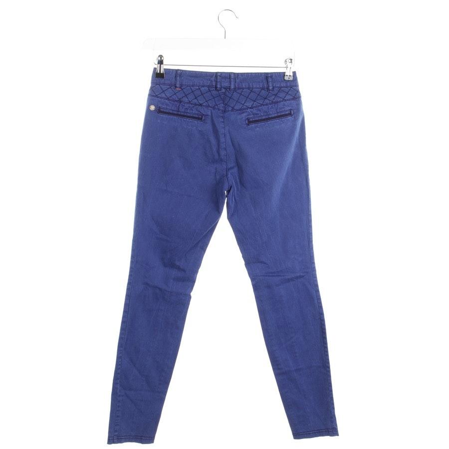 Jeans von Hugo Boss Orange in Kobalt Gr. 34