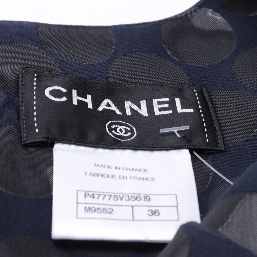 Cocktail Dress from Chanel in Black and Brown size 34 FR 36