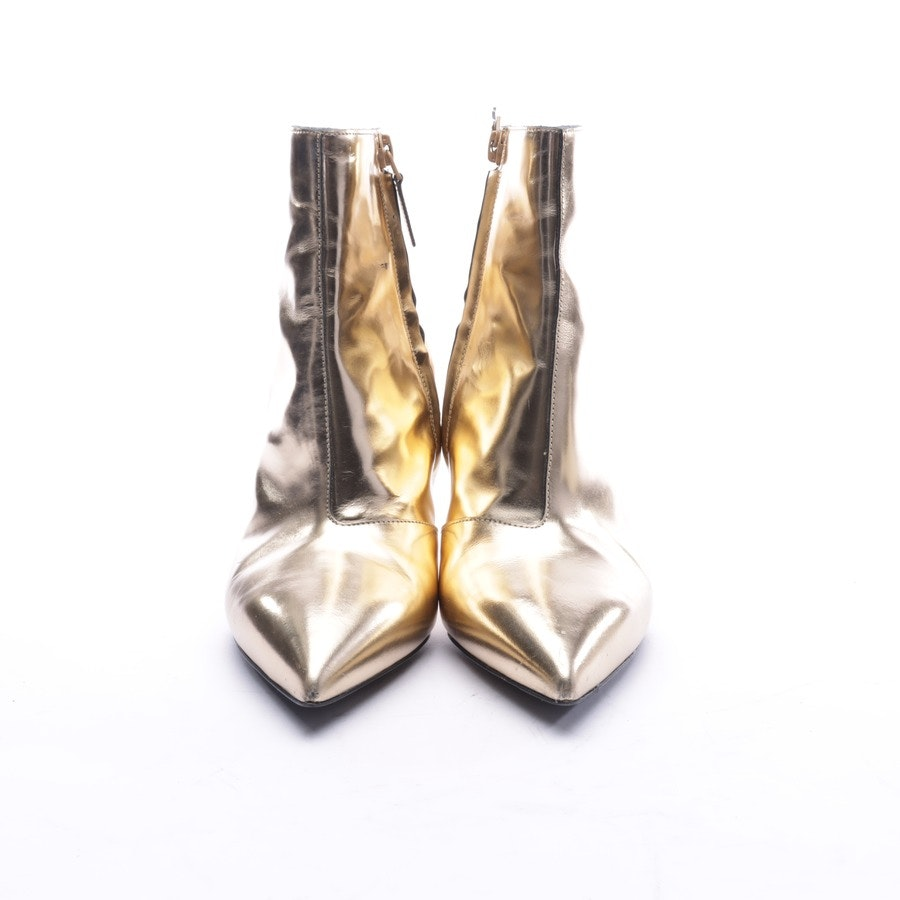 Ankle Boots from Balenciaga in Gold size 37 EUR