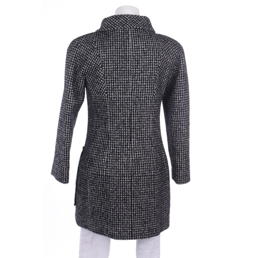 Between-Seasons Jacket from Chanel in Black and White size 38 FR 40
