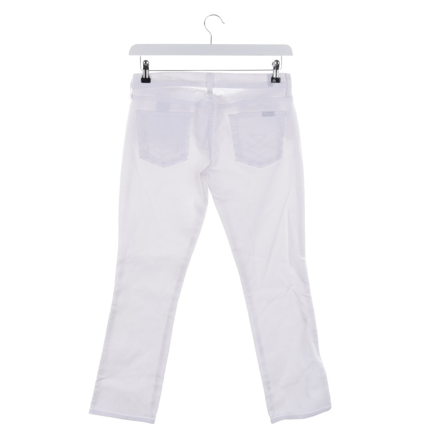 jeans from 7 for all mankind in white size W26 - edie flood