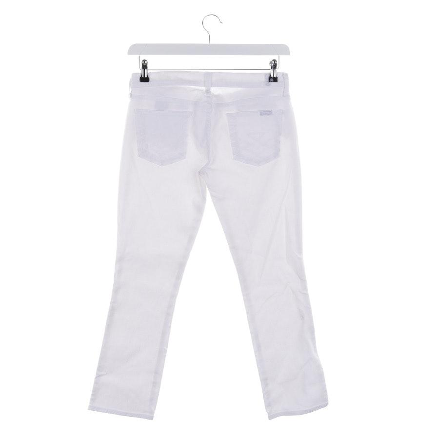 Jeans von 7 for all mankind in Weiß Gr. W26 - Edie Flood