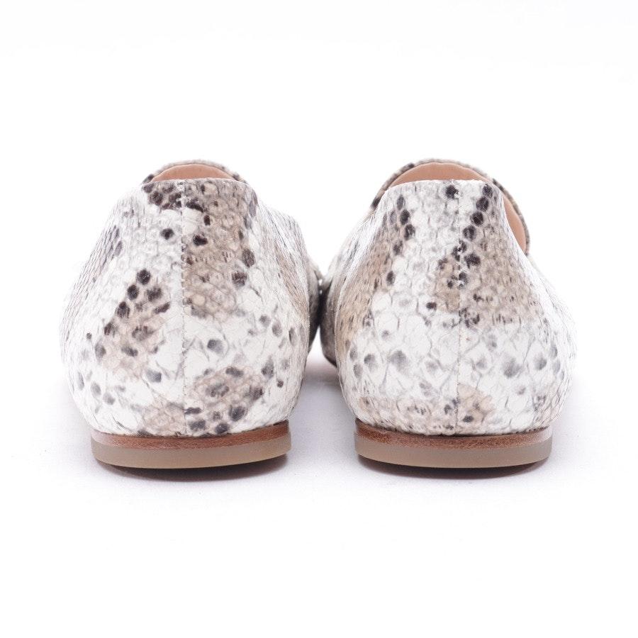 Loafers von AGL Attilio Giusti Leombruni in Grau und Hellbraun Gr. 39,5 EUR New