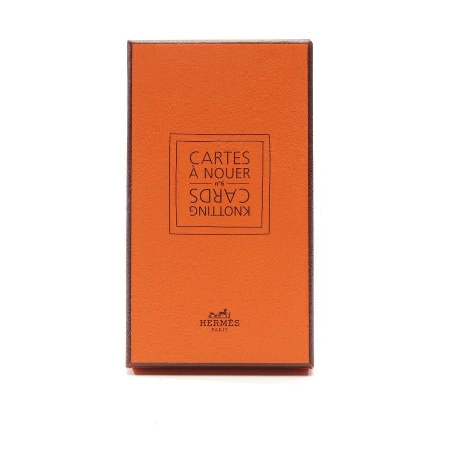 Knotting Cards von Hermès in Multicolor - No. 6