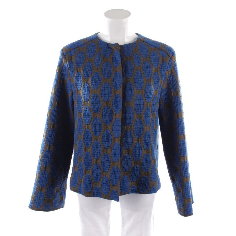 between-seasons jackets from Odeeh in doed and blue size 38