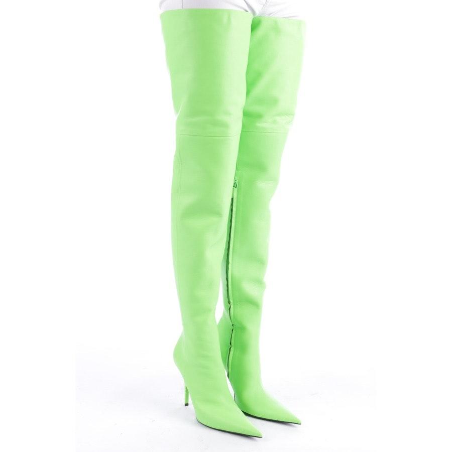 Boots from Balenciaga in Neon size EUR 40 Neu