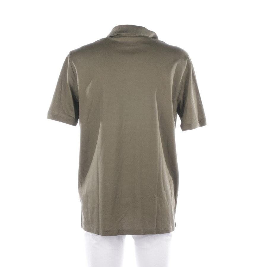 Poloshirt from Louis Vuitton in Darkolivegreen size XL