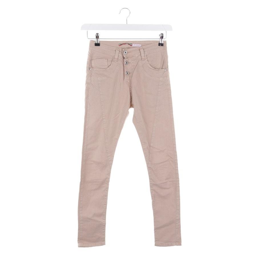 Jeans von Please in Altrosa Gr. 2XS