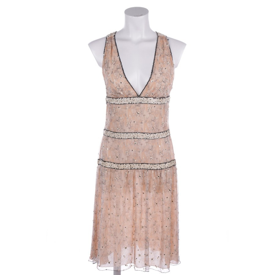 Silk Dress from Chanel in Multicolored size 36 FR 38